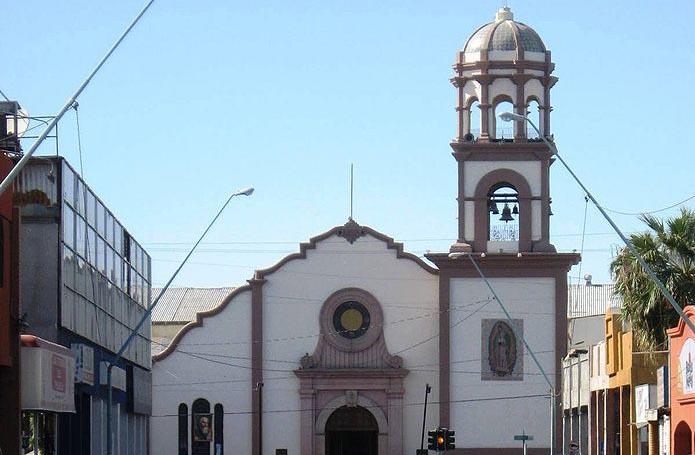 Mexicali Fuente:Wikipedia