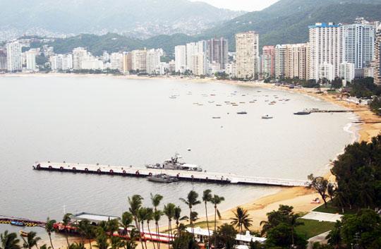 Bahia de Acapulco Guerrero
