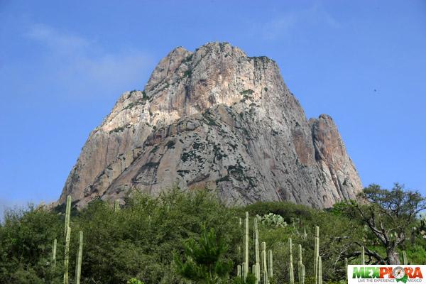 Peña de Bernal, Queretaro : Mexplora