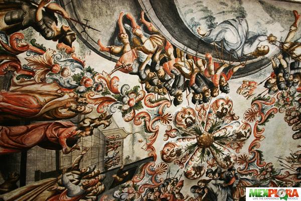 Pinturas Atotonilco : Mexplora
