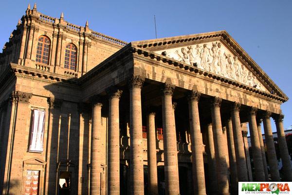 Guadalajara : Teatro Degollado