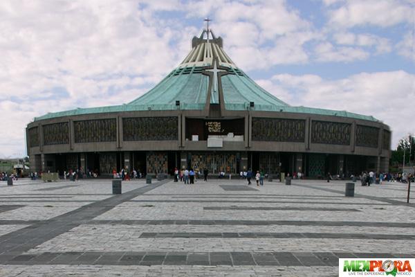 Basílica de Guadalupe : Mexplora