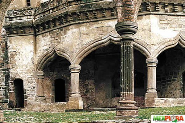 Tlaxcala : Templo de San Francisco de Asís