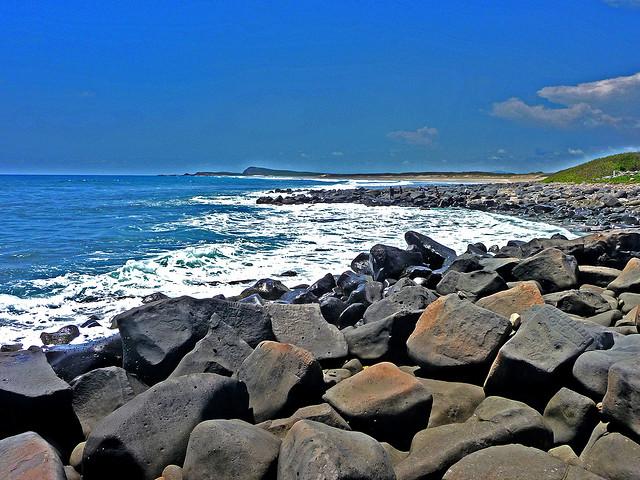 arte rupestre, las labradas, sinaloa, playa, mexico