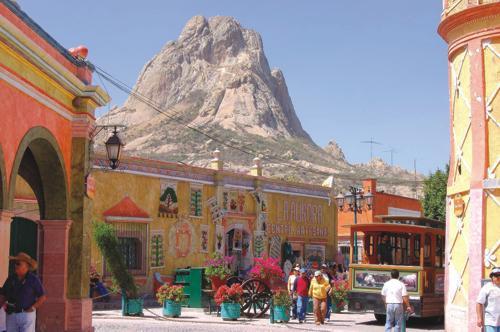 peña de bernal querétaro rapel turismo