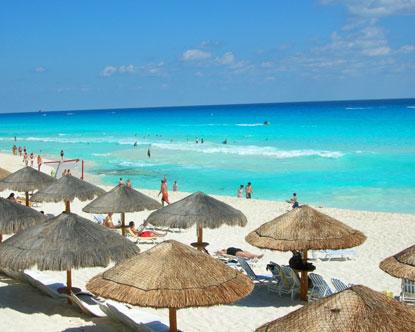 cancun, riviera maya, ixtapa zihuatanejo, semana santa, vacaciones