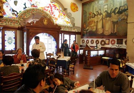 ciudad méxico, café tacuba, centro histórico