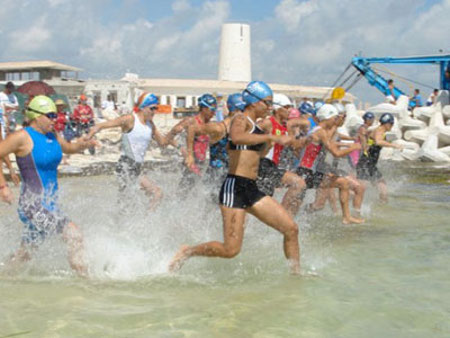 Gran Triatlón Pacífico Mazatlán turismo