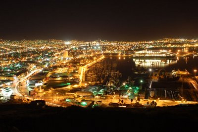 Ensenada-at-night