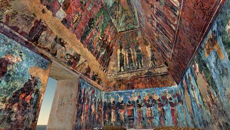 bonampak, chiapas, sitio arqueológico