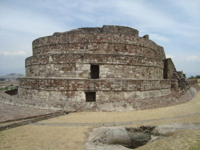 Sitio Arqueológico de Calixtlahuaca