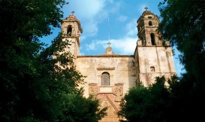 Convento de Totolapan, Morelos
