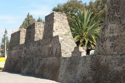 sitio arqueológico, huexotla, turismo