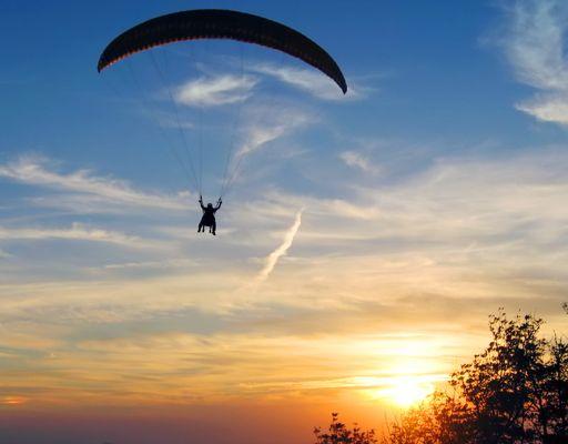 paracaidismo, parapente, mexico