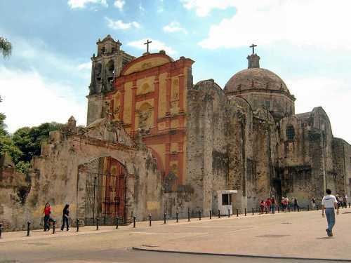 CatedraldeCuernavacaMexico