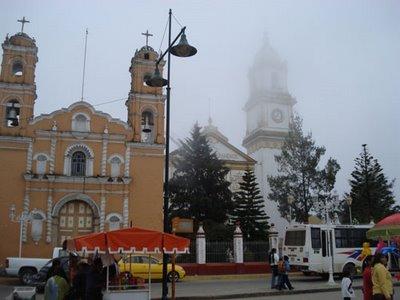 iglesia de Zacapoaxtla
