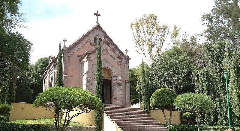 Cerro de las Campanas, Querétaro