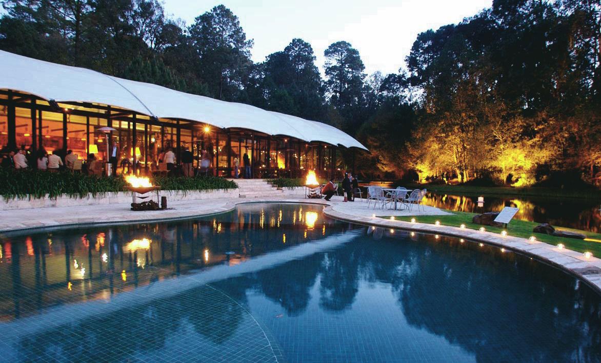 Los mejores hoteles de valle de bravo atractivos for Los mejores hoteles boutique del mundo