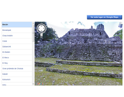 google-streetview-bonampak