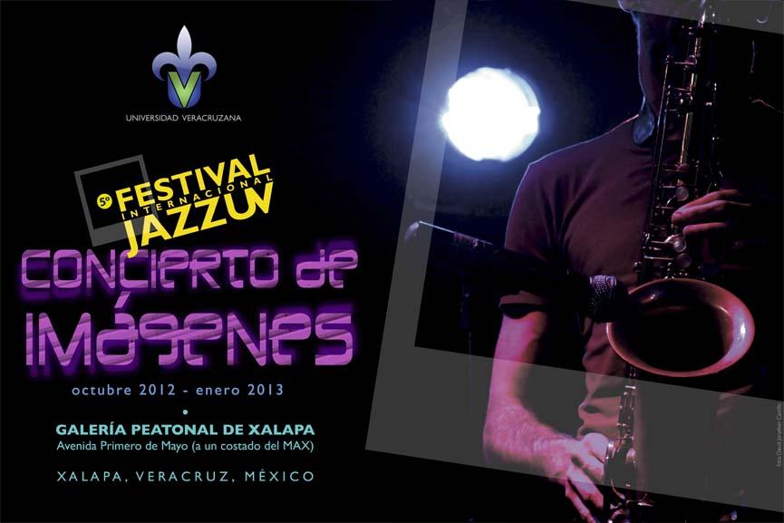 Concierto de Imágenes del 5o Festival Internacional JazzUV