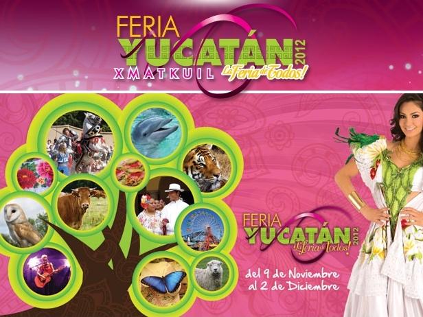 Feria Yucatán 2012