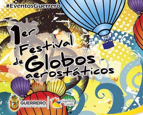 1er Festival de Globos Aerostáticos