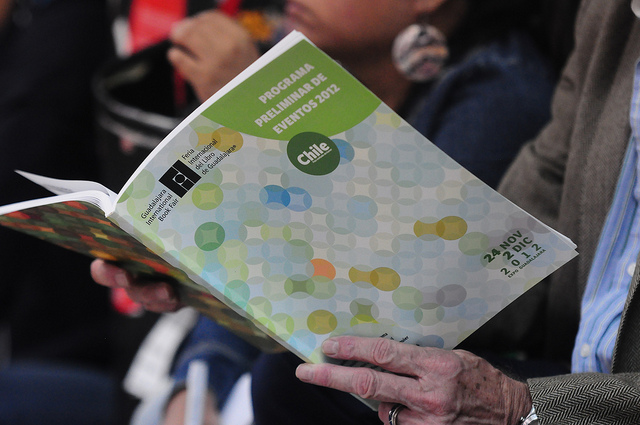 Programa General de Eventos de FIL Guadalajara 2012