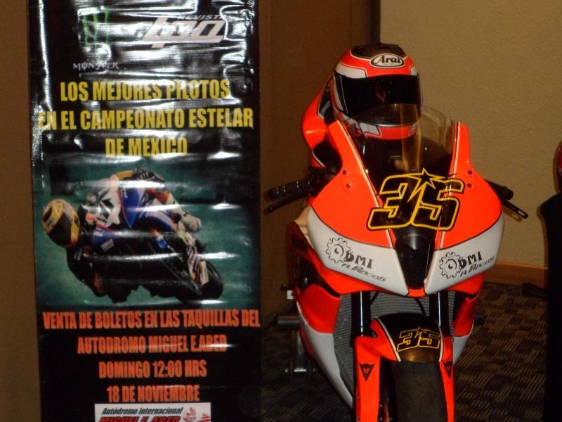 Campeonato Internacional de Motociclismo Racing Bike Capital 6ª fecha