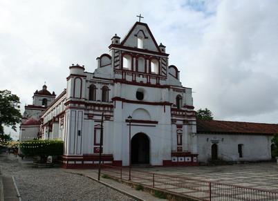 Chiapa de Corzo couvent entier