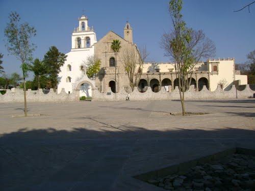 Convento De Santa Mar U00eda Magdalena De Cuitzeo  Michoac U00e1n
