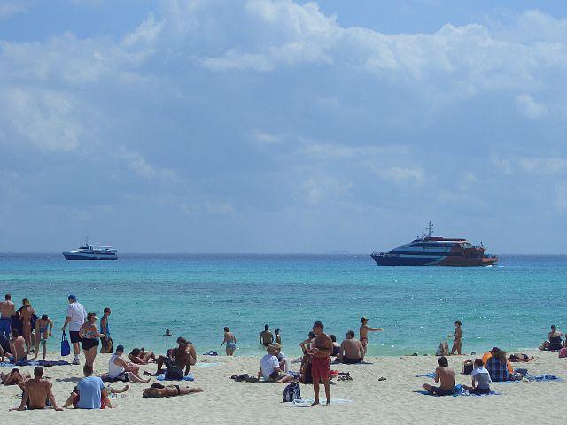Playa_del_carmen_plage