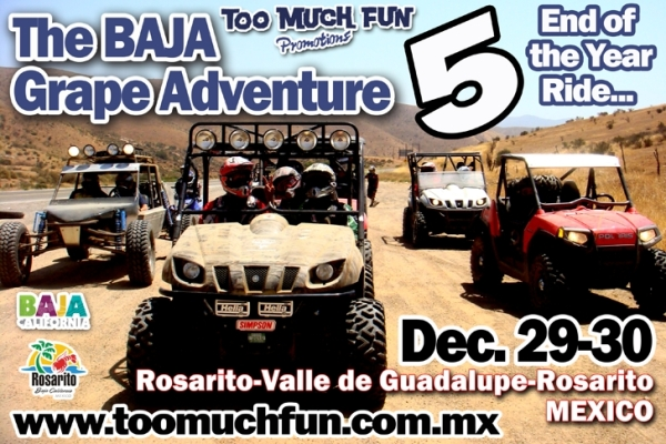 Baja Grape Adventure