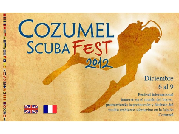 Cozumel Scuba Fest 2012