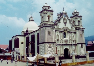 Templo de Santa Catarina Juquila