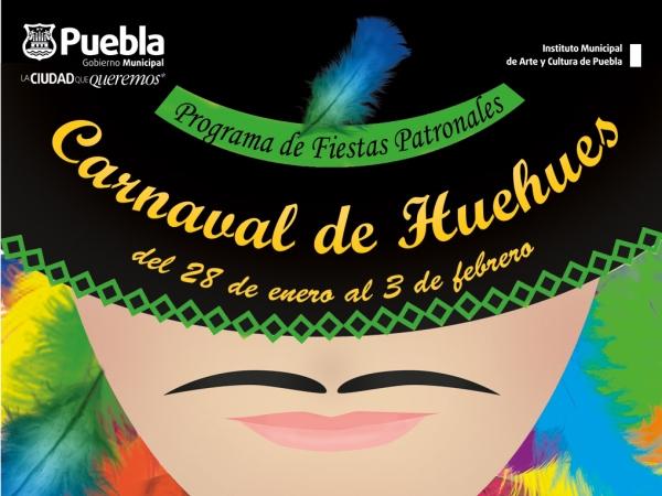Carnaval de Huehues 2013
