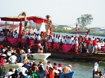 Fiesta de la Candelaria en Tlacotalpan