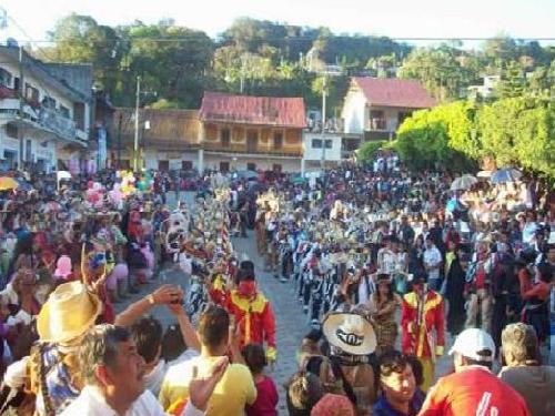 Carnaval de Calnali