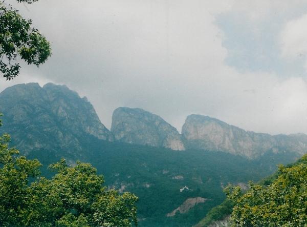 La M del Cerro de Chipinque