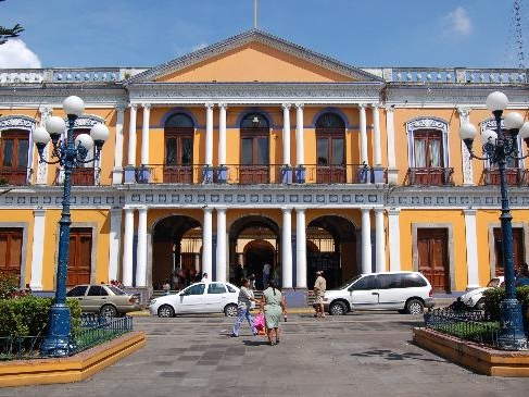 Palacio Municipal de Coatepec