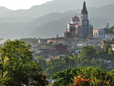 Vista de Cuetzalan, Puebla