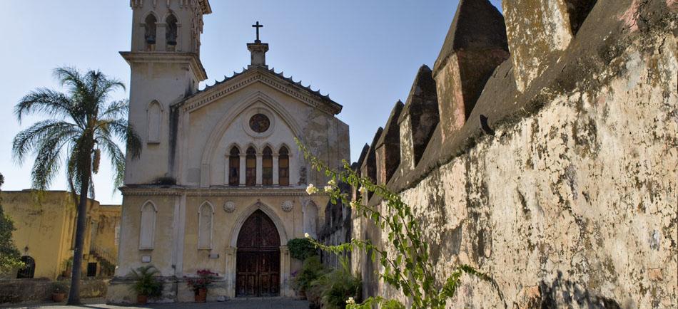 Arquitectura religiosa de Morelos, Cuernavaca
