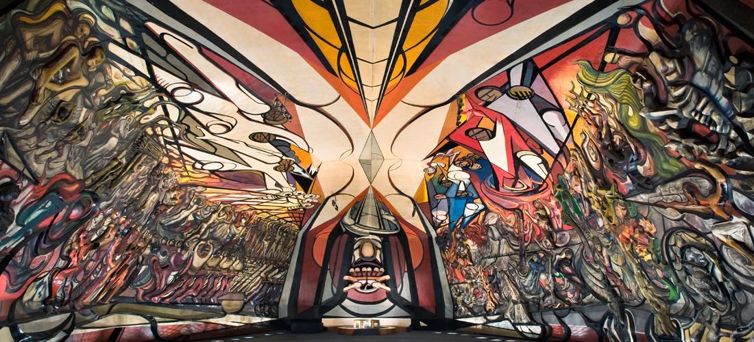 arte mural en la ciudad de m xico atractivos turisticos