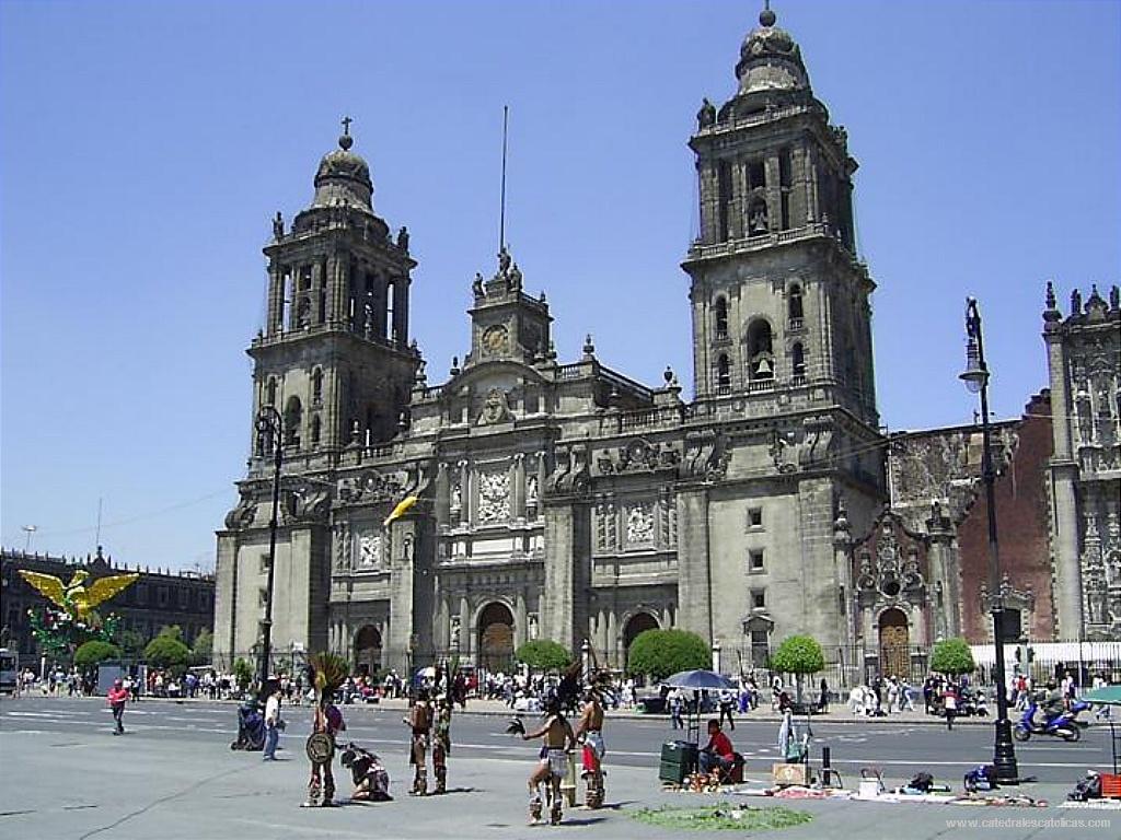 Catedral-Metropolitana-de-la-Ciudad-de-México