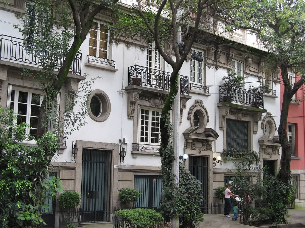 casa colonia roma