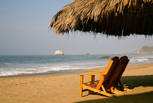 Beach-Zipolite