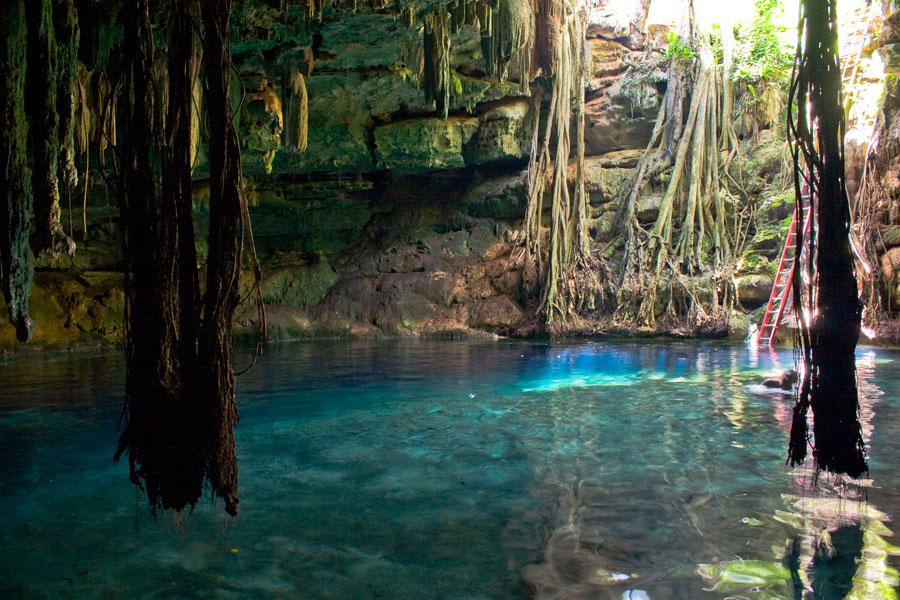 Cenote-de-Kankirixche