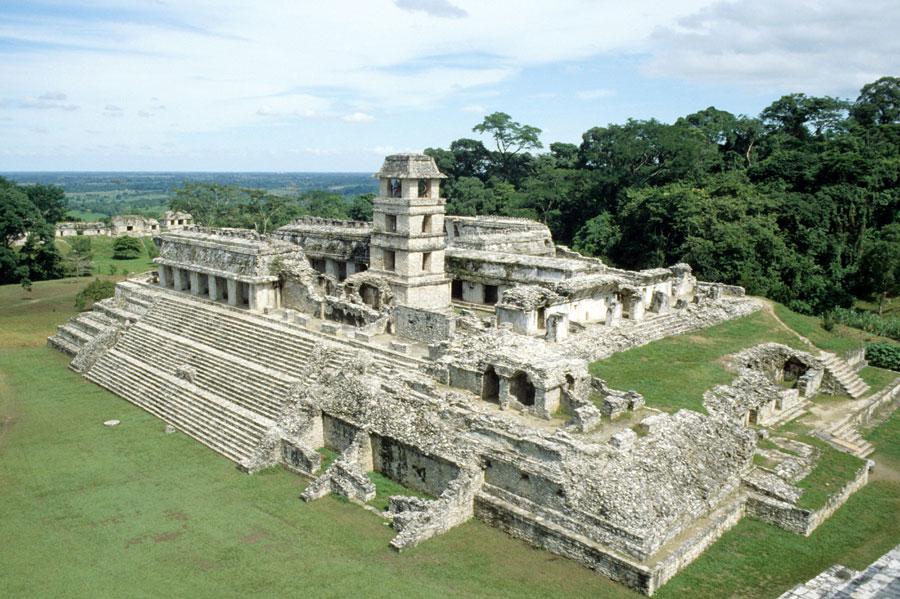 Palenque-chiapas