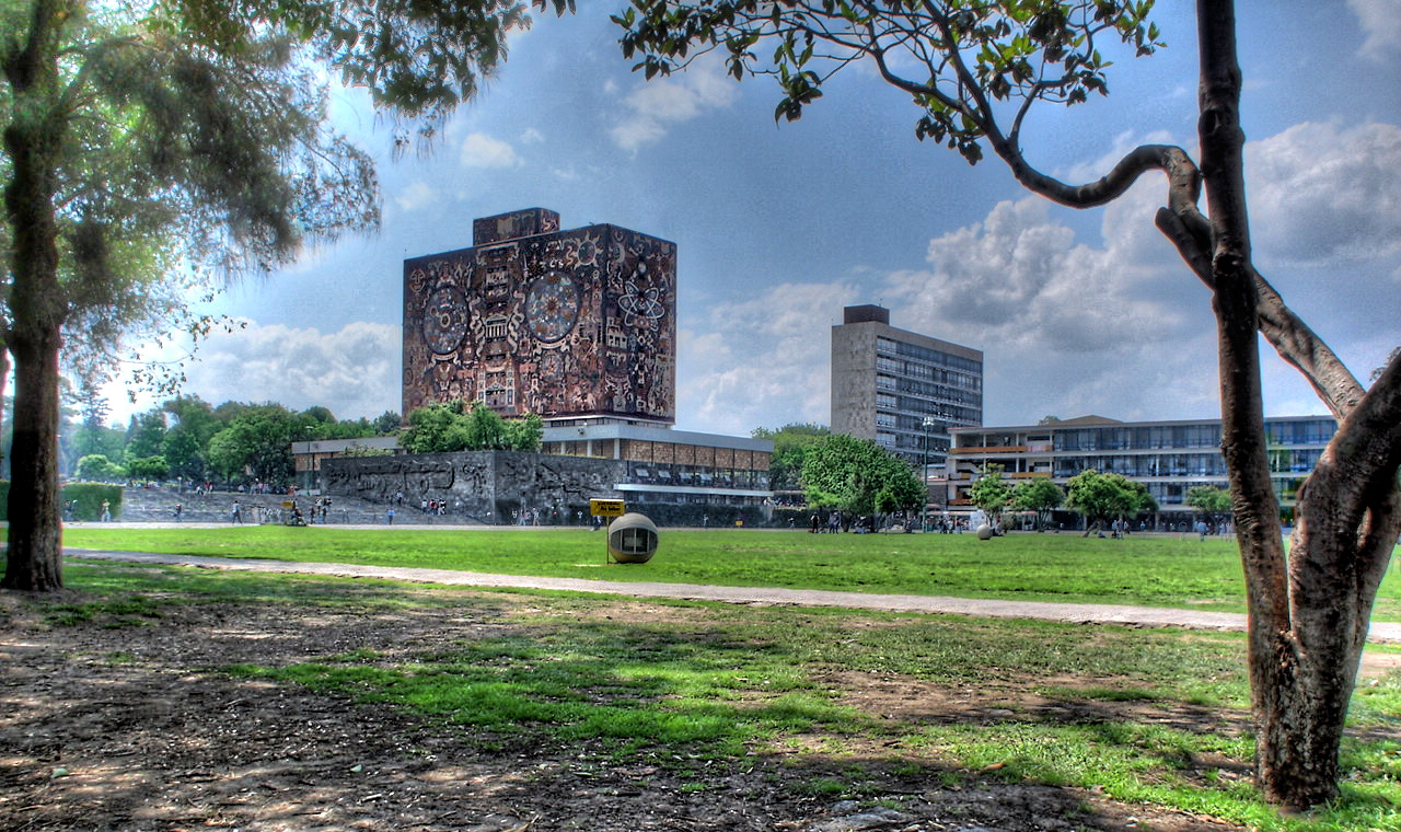 campus universitaria: