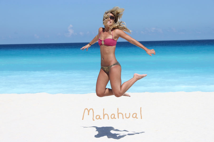mahahual-playa