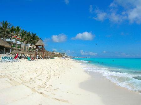 Playa-Langosta